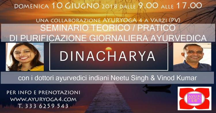Dinacharya-Varzi